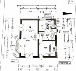 Baukosten senken, schon beim Grundriss